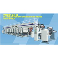 In-Line Rotogravure Printing Machine