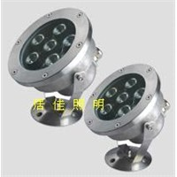 LED Underwater Lamp (JU-4007),led pool light,fountain lamp