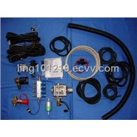 LPG/CNG Sequential Injection kits
