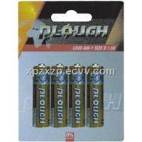 Battery Packs (LR6-4B AA)
