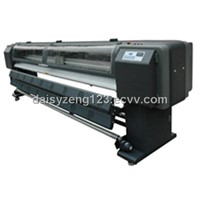 Large Fomat Solvent Printer