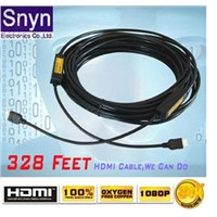 Long Type HDMI Cable-328Ft