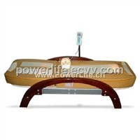 Massage Bed with Jade Rolling Massager