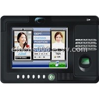 MultiMedia Fingerprint Time Attendance & Access Control -ATF980