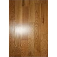 Oak engineered floor