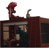 Portable Fire Fighting Pump Unit/Fire Pump