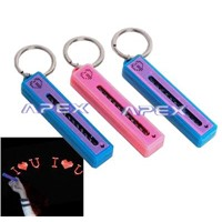 Programmable Message Keychain(LED Magic Key Chain) A6033