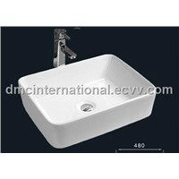 Sanitary Ware - Basin (Art, counter, pedestal basin)