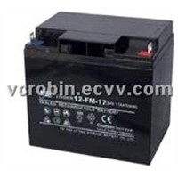 Sealed Lead Acid Battery  12V17AH