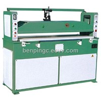 Smooth Hydraulic Pressure Powered Cutting Machine