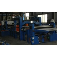 Steel Slitting / Cutting Bending Machine Line (CX-M-S1600)