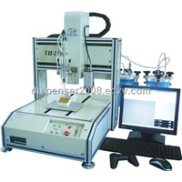 T&H Two component meter-mix dispensing systems