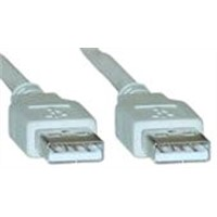USB 2.0 Cable With One A-Type Connection And One B-Type