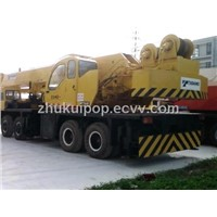 Used Crane of TADANO GT550E new style 2006Y