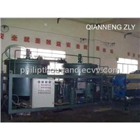 Used Engine Oil Recycling Plant