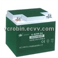 VRLA Sealed Lead Acid Battery  12V24AH