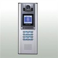 Video Door Phone Color Ccd Outdoor Camera