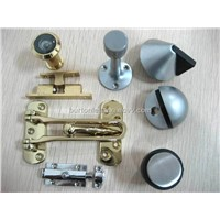 bolt,stop,stopper,fasten,door guard,viewer,peephole