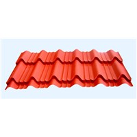 colored roof tile,tile metal roof