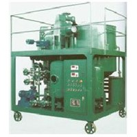 motor oil recycling lube oil regeneration oil purifier