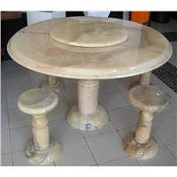Marble Dining Table (XMJ-TC09)