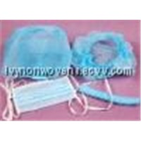 nonwoven operating cap
