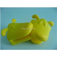 Silicone Oven Mitt (HB110)