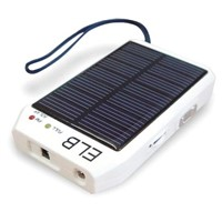 solar charger/Solar Powered Cell Phone Battery Recharger(with FM)