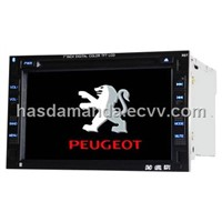 special car dvd/gps for PEUGEOT 307