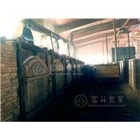 steel plate kiln for charcoal