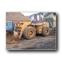 2004 LONGGONG ZL50B WHEEL LOADER