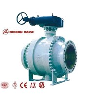 Api Trunnion Mounted/Floating Ball Valve/Valves