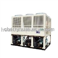 Air Cooling Screw Type (Heat pump)Water Chiller