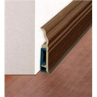 Apollo-Roman pvc skirting board