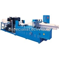Automatic Folding Napkin Paper Machine