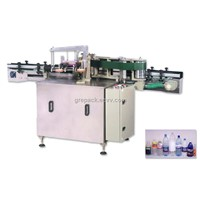 Automatic Straight-Line Glue Labeling Machine (MPC-JB)