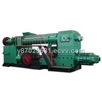Brick Machine -- Vacuum Extruding Machine
