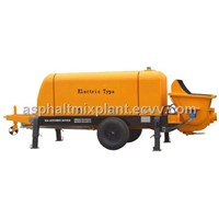 Electric Concrete Pump/Electric Pump