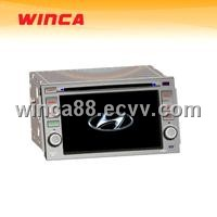 Double Din Car DVD with 6.2 Inch Fixed LCD (CE-8806)