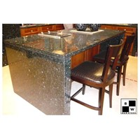 Emerald Pearl Kitchen Top