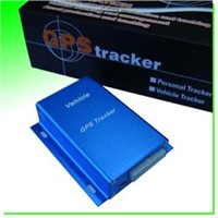 GPRS/SMS Vehicle Tracker