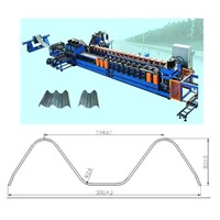 Guard Rail Forming Machine, Roll Forming Machine