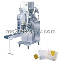 Teabag with Thread Tag Packaging Machine
