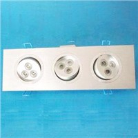 LED downlight , LED downlights, LED down light, LED ceiling lamp, LED recessed light