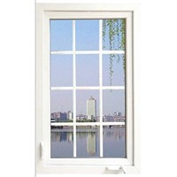 Outward Casement Window with Manual Opener / Operator (With Mesh Screen)