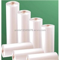 POF and PVC shrink film