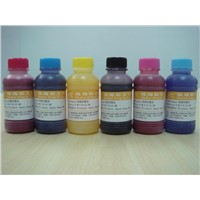 Personal product sublimation ink