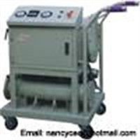 Portable Oil Purification Machine Series TYB for Light Fuel Oil
