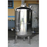 Stainless Steel Water Vertical Tank