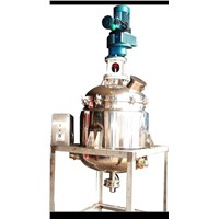 Stainless Steel Industrial Mixer (DH-MX-100)